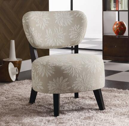 Coaster 900391  Pattern fabric Accent Chair