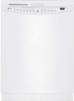 GE PDWF780PWW Profile Series Built-In Full Console Dishwasher |Appliances Connection