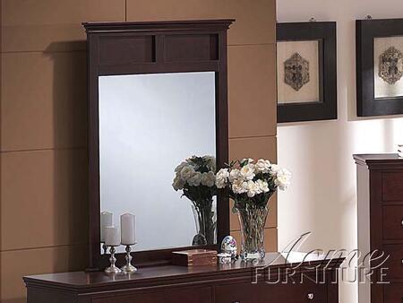 Acme Furniture 07514A Soho Series Rectangular Dresser Mirror