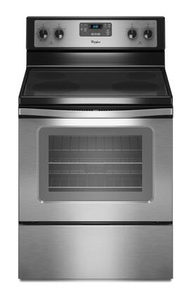 Whirlpool WFE510S0AS  Electric Freestanding