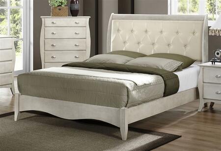 Yuan Tai AS6401K Astoria Series  King Size Panel Bed