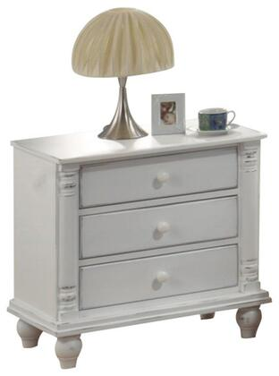 Coaster 201182 Kayla Series Rectangular Wood Night Stand