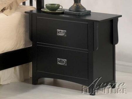 Acme Furniture 01763A Ridgeville Series  Wood Night Stand