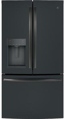 Ge Gfd28gelds 36 Inch Freestanding French Door Refrigerator With 27 8