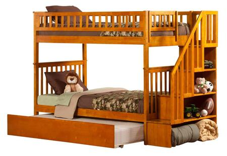 Atlantic Furniture AB56657  Twin Size Bunk Bed