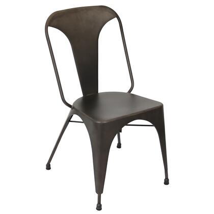 LumiSource DCTWAUK2 Pair of Austin Dining Chairs