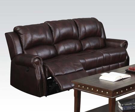 Acme Furniture 50775 Josef Series  Microfiber Sofa