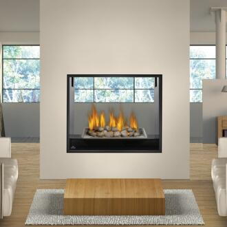 Napoleon HD81NT Wall Mountable Direct Vent Natural Gas Fireplace