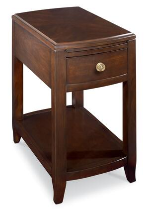 Lane Furniture 1201708 Rivers Series Modern Rectangular End Table