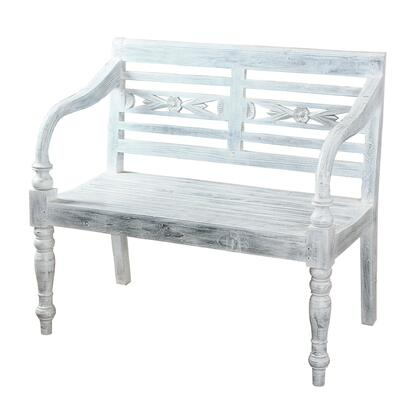 Sterling 6500565 Folger Series Accent  Wood Not Upholstered Bench