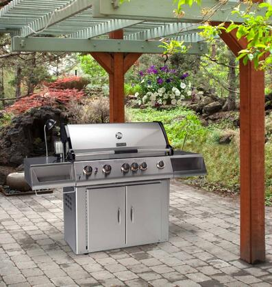 Vermont Castings VCS522SSP All Refrigerator Liquid Propane Grill