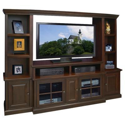 Legends Furniture RP1208BRCPACKAGE Roosevelt Park TV Stands