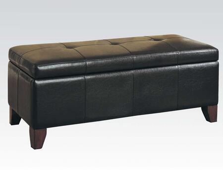 Acme Furniture 05632 Teton Series Accent Armless Wood Bench
