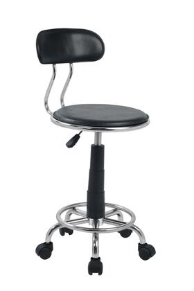 LumiSource CHRTWSWIFTBK  Accent Chair