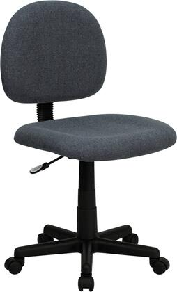 """Flash Furniture BT660GYGG 25"""" Contemporary Office Chair"""