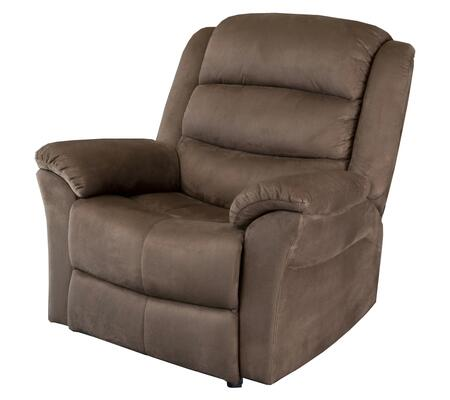 Recliner in Brown