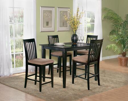 Atlantic Furniture DECO5454BTPTCL