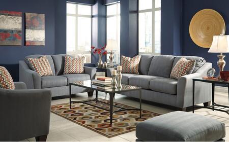 Milo Italia MI2785QSSLCOLAGO Victoria Living Room Sets
