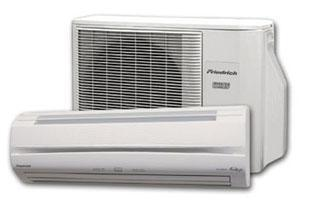 Friedrich M24YF Mini Split Air Conditioner Cooling Area,