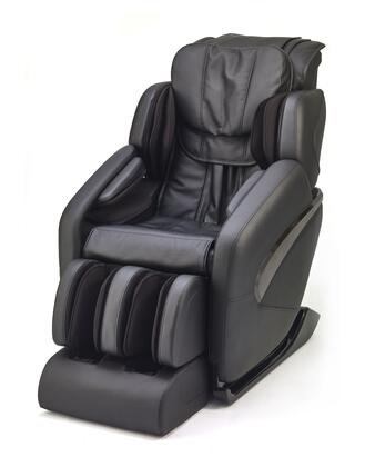 Inner Balance Jin IMR0046 L-Track Massage Chair with Zero Gravity, Power Reclining, Mechanical Calf Massager, Adjustable Shoulder Massage, 9 Pre-Set Massage Programs and 3 Heated Zones In