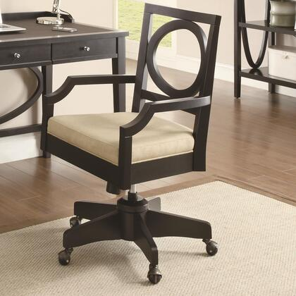 """Coaster 800464 22"""" Contemporary Office Chair"""