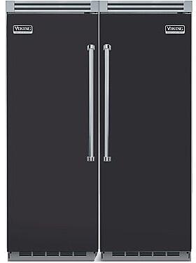 Viking 733618 Side-By-Side Refrigerators