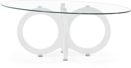 Global Furniture USA T715C Modern Table