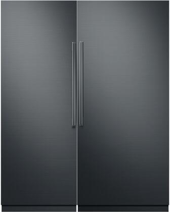 Dacor 786351 Modernist Side-By-Side Refrigerators