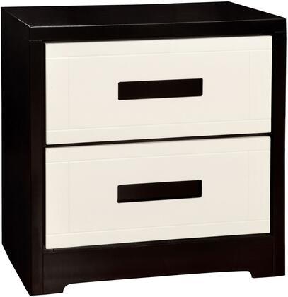 Furniture of America CM7292N Rutger Series  Night Stand