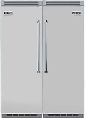 Viking 733642 Side-By-Side Refrigerators