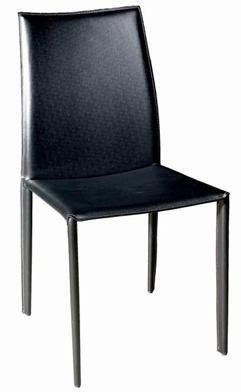 Wholesale Interiors ALC1025BLACK Rockford Series  Dining Room Chair