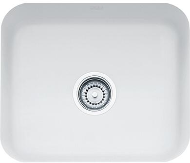 Matte White Sink