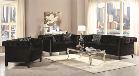 Coaster 505817SET Reventlow Living Room Sets