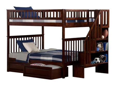 Atlantic Furniture AB56824  Full Size Bunk Bed