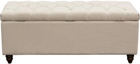Diamond Sofa PARKAVETRSD Park Ave Series Rectangular Lifted Top Tunk