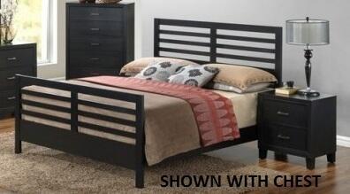 Glory Furniture G1250CQB2N G1250 Queen Bedroom Sets