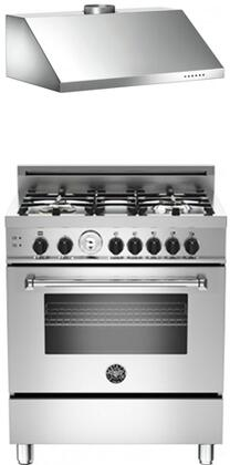 Bertazzoni 714955 Master Kitchen Appliance Packages