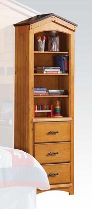 Acme Furniture 10163Tree House Series Wood 4 Shelves Bookcase