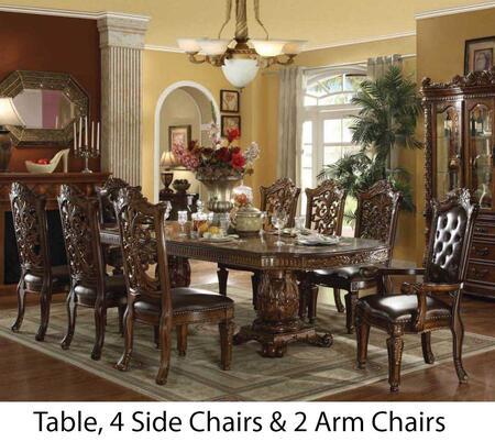 ee5ccc5c1e7b44 Acme Furniture 600006CH Vendome Dining Room Sets | Appliances Connection