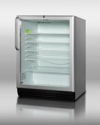 Summit SPR601BLOSLHD Freestanding All Refrigerator Outdoor Refrigerator