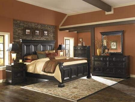 Pulaski 99317012QSET Brookfield Queen Bedroom Sets