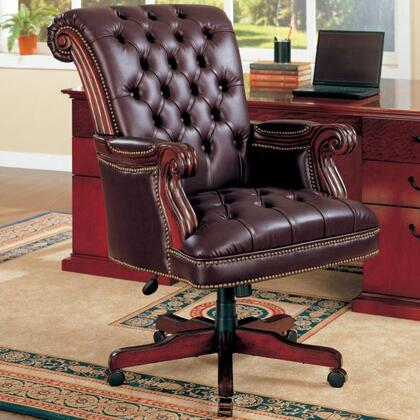 "Coaster 800142 29.5"" Traditional Office Chair"