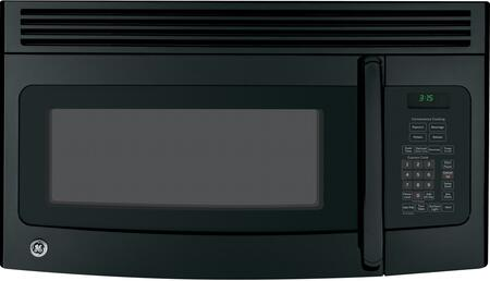 GE JNM3151DFBB 1.5 cu. ft. Capacity Over the Range Microwave Oven