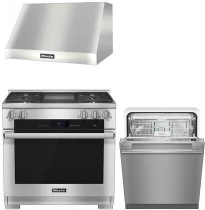Miele 736756 M-Touch Kitchen Appliance Packages