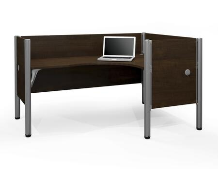 Bestar Furniture 100855C Pro-Biz single Right L-desk workstation