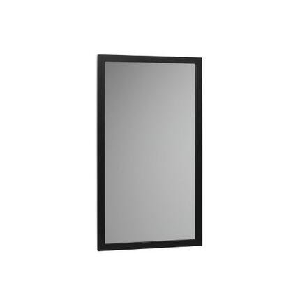 "Ronbow 600118 32"" Wood Framed Mirror:"