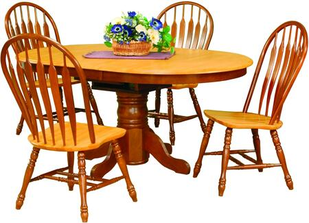 Sunset Trading DLUTBX42664130NLO5PC Sunset Selections Dining