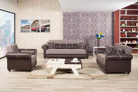 Casamode ROHOSBLSACQBP Living Room Sets