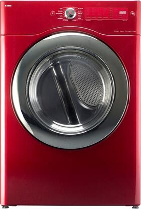 Asko TLSG752XXLRR  Gas Dryer, in Red