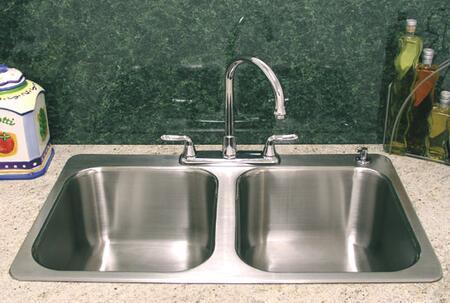Aline SS245217RE Kitchen Sink